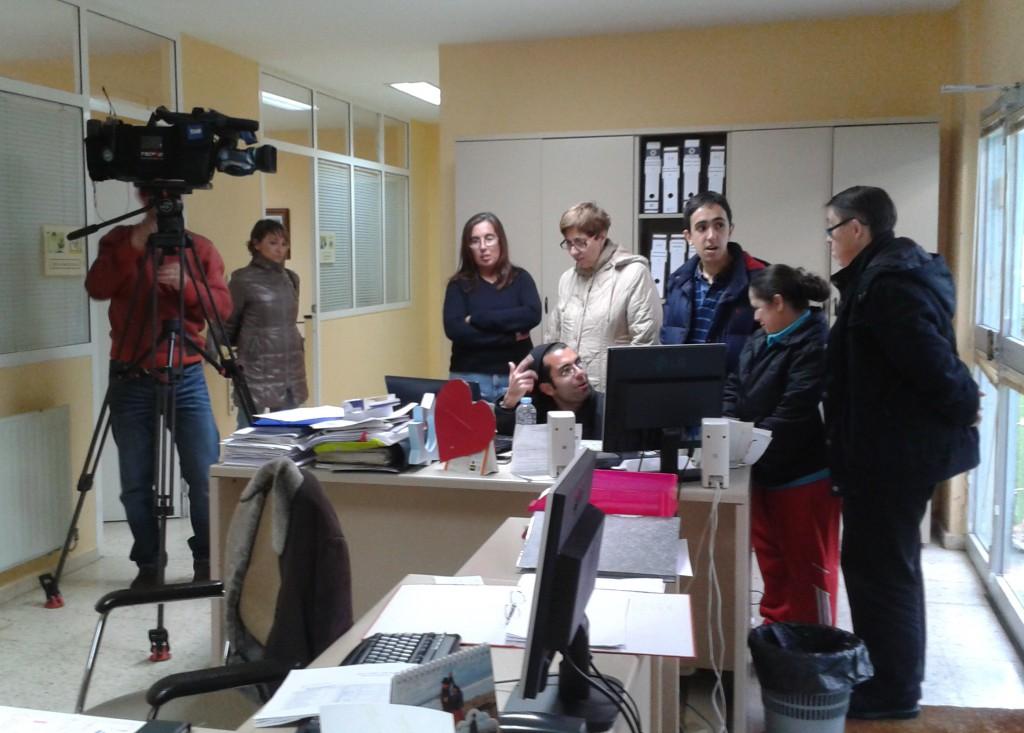 Entrevista para TVE